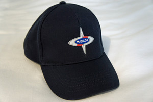Baseball cap with Marcos logo