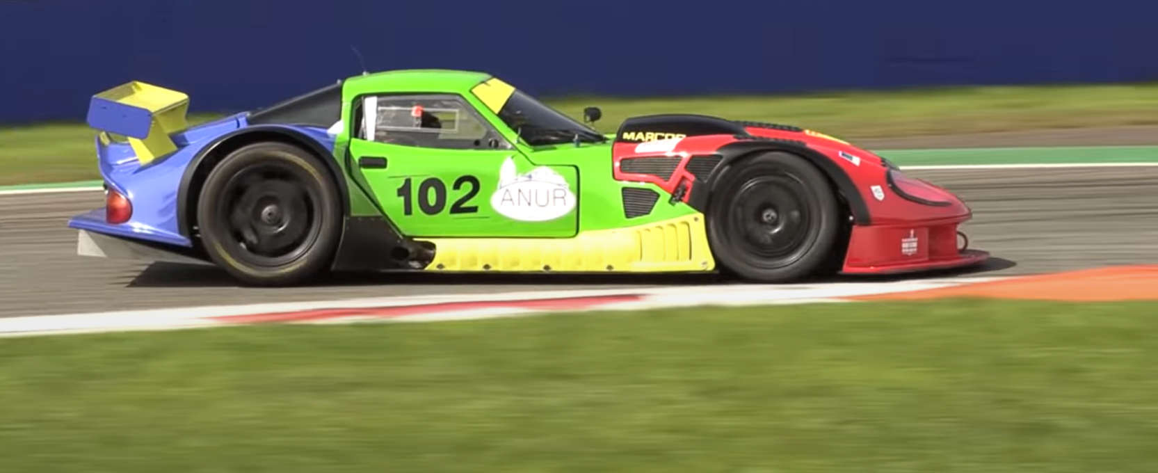 Marcos LM600 at Monza 2019