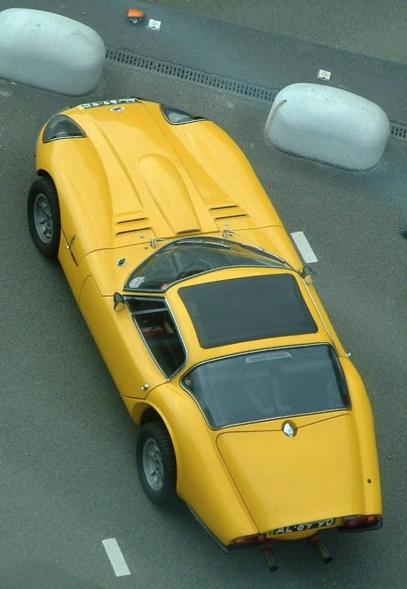 1968 Marcos GT