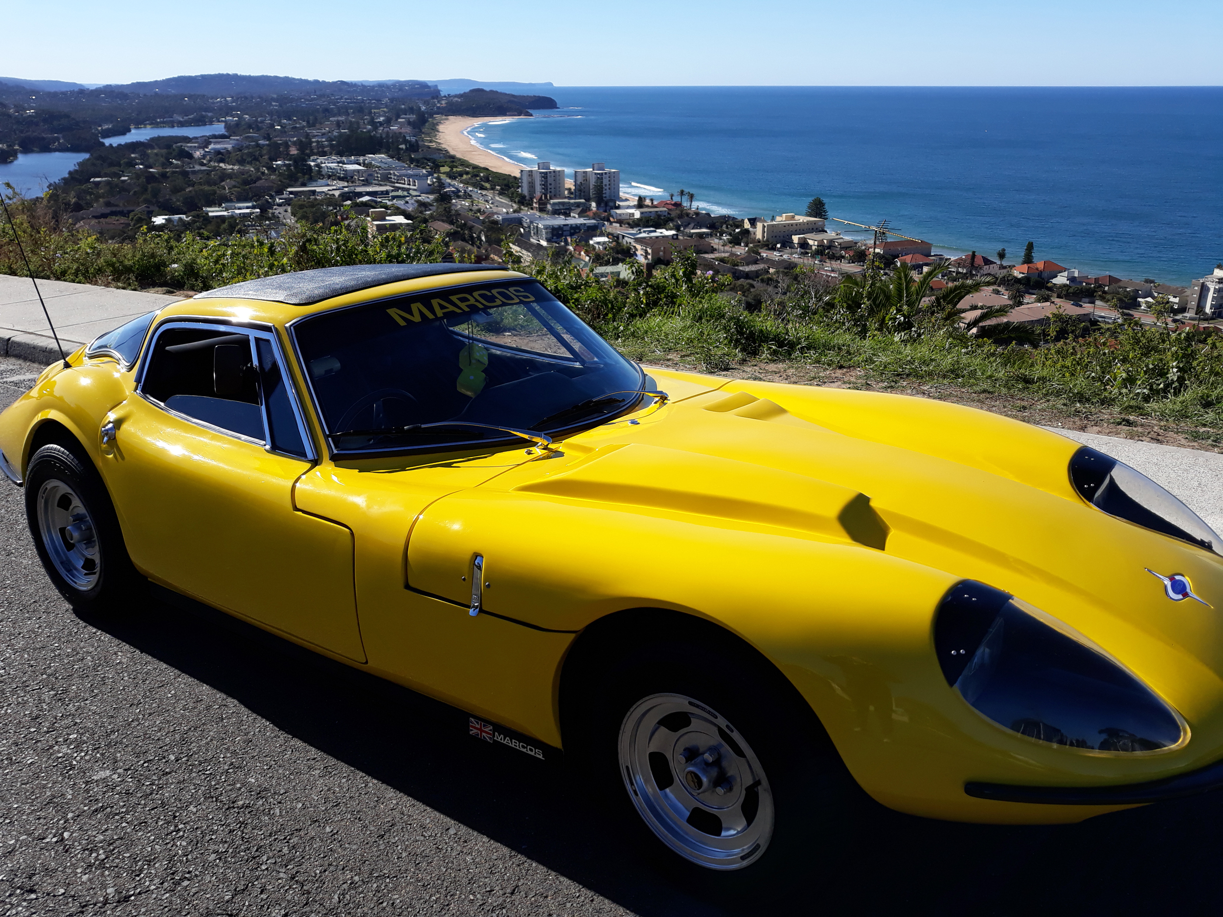 1971 Marcos Coupe