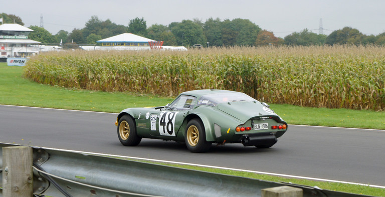 Marcos LM1800 at Castle Combe Autumn Classic 2019